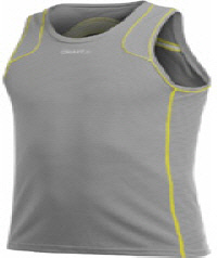Craft Performance Run Singlet (муж)