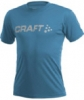 Craft Active Run Logo Tee (муж)
